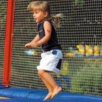 Прыжки на батуте – настоящий фитнес