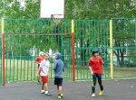 Детский спорт начинается с дворовых игр