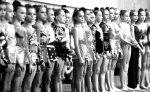 Возникновение советской  художественной гимнастики