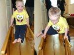 Как сделать детские  занятия на брусьях эффективными